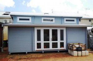 Granny Flats Perth Granny Flat Loft Style Diy Cabin