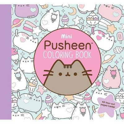 I Am Pusheen The Cat Book Pages