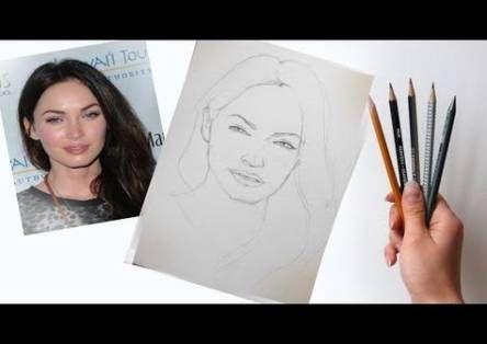 43 Trendy Fashion Sketches Basic To Draw Risovat Portret Suhaya Kist