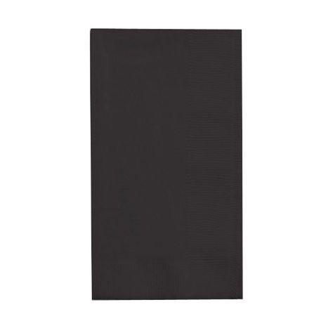 2 Ply 1 8 Fold Dinner Napkins Bulk Black Velvet Dinner Napkins Black Velvet Napkins
