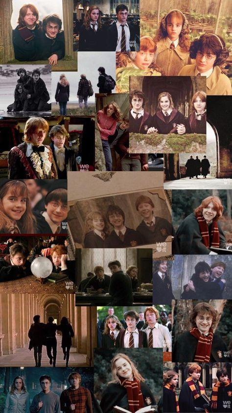 Harry Potter Sevenler İçin Duvar Kağıtı