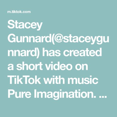 Stacey Gunnard(@staceygunnard) has created a short video on TikTok with music Pure Imagination. #soulmate #psychicreading #giveaway #foryou #supermoon #vibe #witchtok #staceygunnard