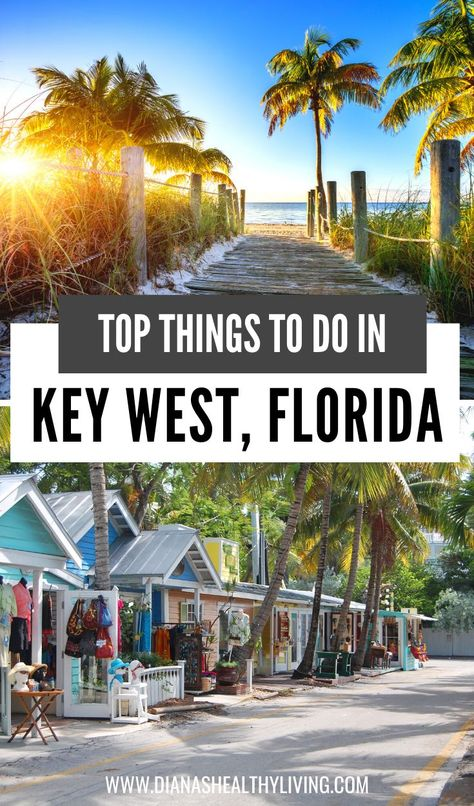 Are looking to take a trip to the Florida Keys and looking for the top things to do in Key West? Here are the top things to do while visiting Key West. Denver Colorado, Colorado Springs, Visit Florida, Florida Travel, Travel Usa, Florida Keys Hotels, Florida Vacation Spots, Travel Diys, Florida Trips