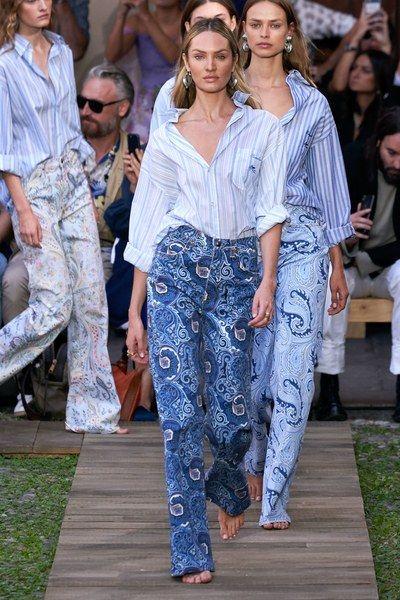 Etro Spring 2020 Ready-to-Wear Fashion Show - Vogue