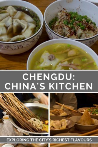 Hunting Hidden Gems In Chengdu Traditional Food Scene The Orient Excess Traditional Food Food Guide Food