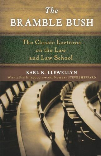 The Bramble Bush: The Classic Lectures on the Law and Law School - Default