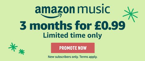 Limited Time Only 3 Months Of Amazon Music Unlimited For 0 99