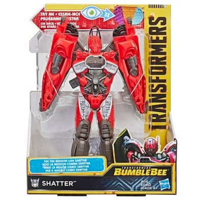 TRANSFORMERS Action Figure Toy Hasbro Bumblebee Grimlock Strongarm Sidewipe