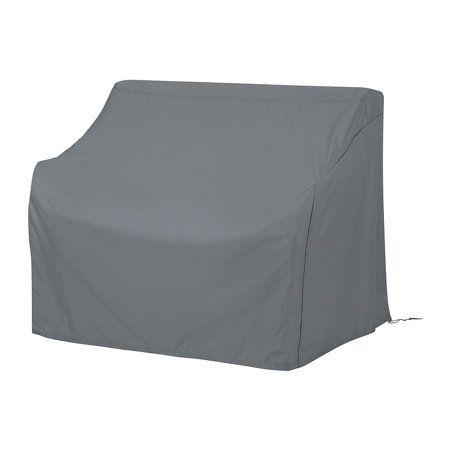 Platinum Lux Oversized Settee Cover Outdoor Furniture Design Patio Furniture Covers Patio Decor