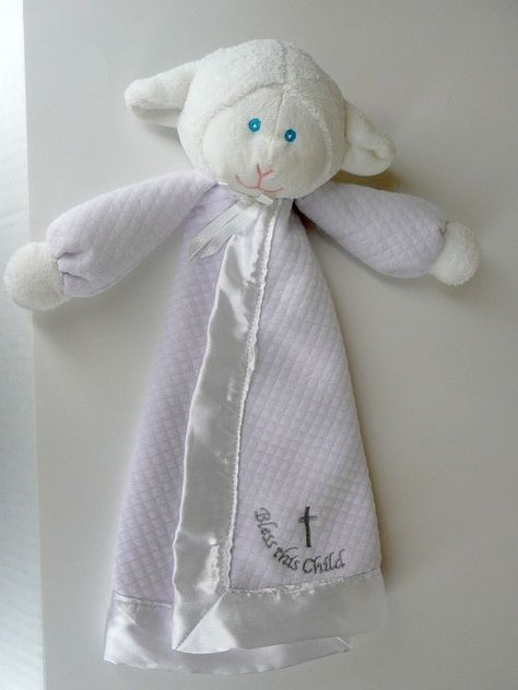 Mary Meyer Baby Lovey Security Blanket