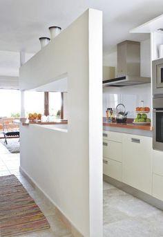Wall And Kitchen Cocinas Integradas Cocina Con Lavadero