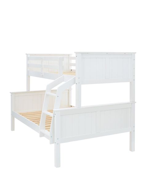 Classic Novara Trio Bunk Bed With Mattress Option Buy And Save