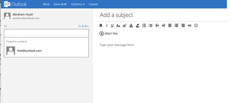 Outlook.com: Take a Tour of Microsoft's Hotmail Replacement DAN ...