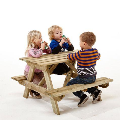 Bank Nordic Play For Barn Uteplats