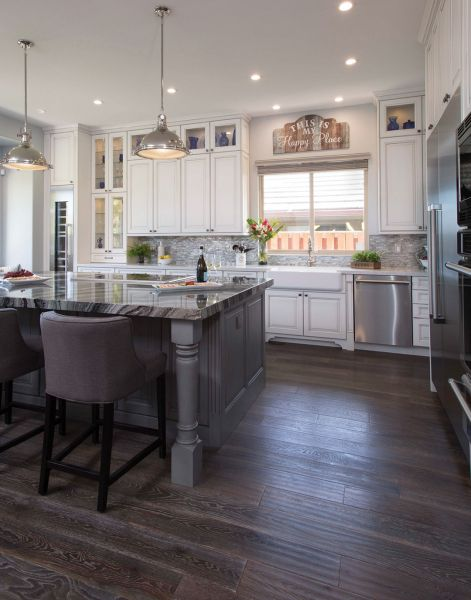 This Hawaii Kai Kitchen Remodel Is Designed In Detail Kitchen Design Modern Kitchen Design Kitchen Remodel