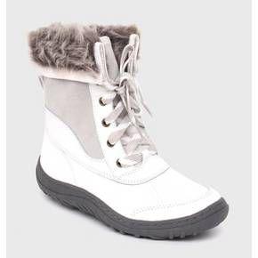 Sorel Joan of Arctic Fawn White Women/'s Waterproof Snow Boots 1708791-920