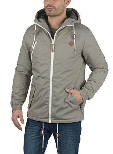 Solid Tilden Chaqueta De Entretiempo Abrigo Para Hombre Con Capucha Athletic Jacket Jackets Hooded Jacket