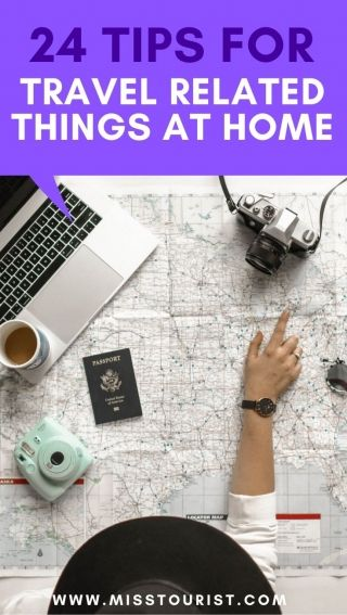 Ultimate List Of 22 Travel Related Things To Do From Your Home Traveling By Yourself Travel Related Travel Inspired
