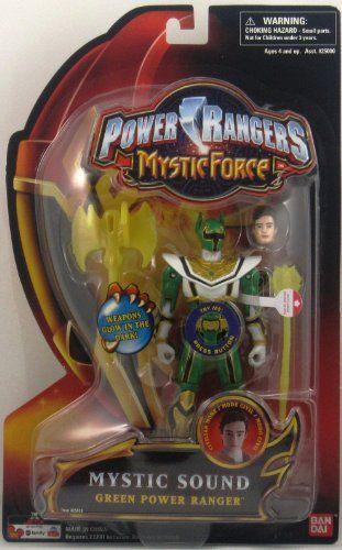 POWER RANGERS MYSTIC FORCE MYSTIC SOUND PINK POWER RANGER