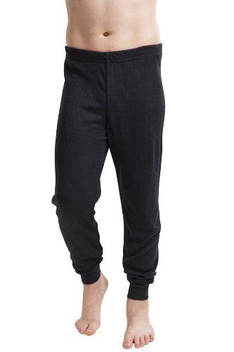 OCTAVE Boys Unisex Thermal Underwear Long Johns//Pants//Long Underwear