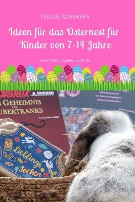 Thalia Osternest Ideen Fur Kinder Von 7 Bis 14 Jahre