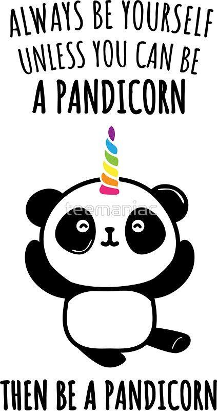 Image Result For Pandicorn Unicorn Wallpaper Panda Love Panda