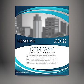 Vector Design For Cover Report Brochure Flyer Poster Corporate Brochure Brochure Template Brochure