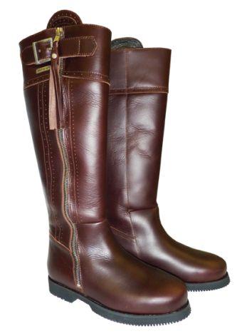 Chaussures De La Campagne, Bottes Imperméables, Le Style Espagnol, Cuir  Brun, Chaussure, Britannique, Image De Marque, Dame, Botte De Cowboy