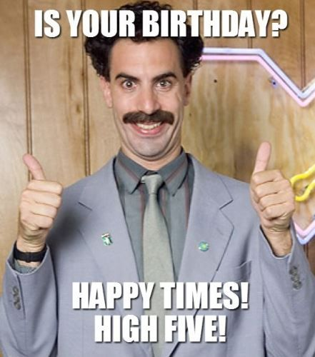 Funny Birthday Quotes For Brother Humor Every Year I Realize A Bit More How Lucky Funny Happy Birthday Meme Happy Birthday Brother Birthday Wishes For Brother