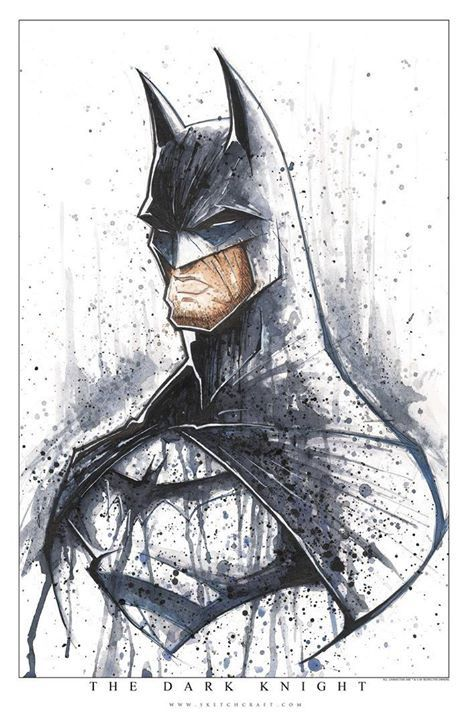 Pin By Joel Osminski On Batman Batman Art Drawing Batman