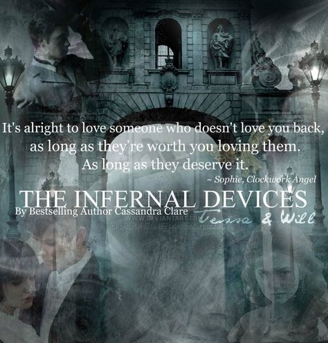 The Infernal Devices   Book series by Cassandra Clare