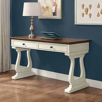 Belle 54 Writing Desk From Bayside Furnishings Birch