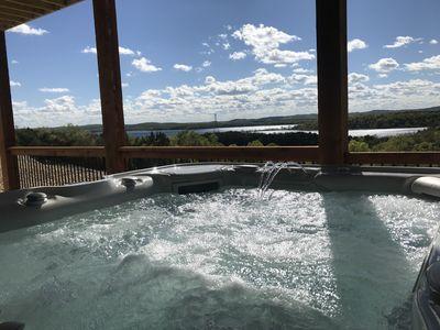 Spectacular Lake Views Swimming Pool Private Hot Tub Game Room Sleeps 40 Hot Tub Swimming Pools Pool Hot Tub