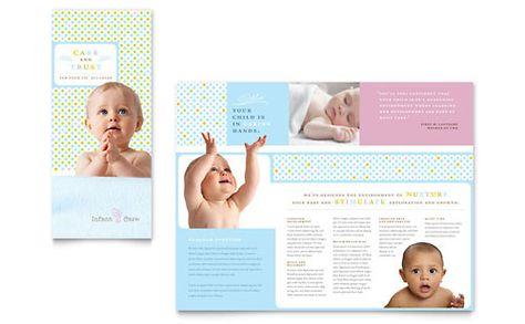preschool flyers design All Templates u003e Brochures u003e Pediatrician - sample preschool brochure