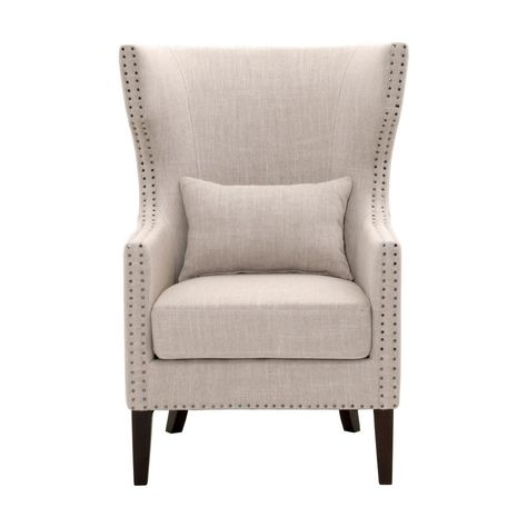 Bentley Birch Neutral Linen Upholstered Arm Chair Birch By