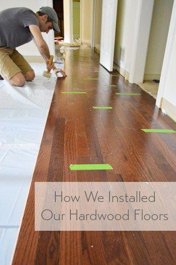 How To Install Oak Hardwood Floors Laminate Flooring On Stairs