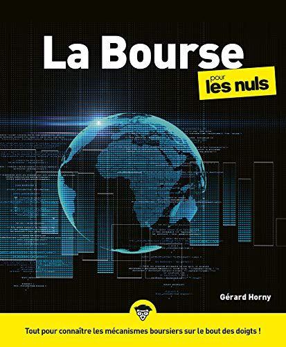La Bourse Pour Les Nuls 5e Edition Livres Business Bourse Livres En Ligne