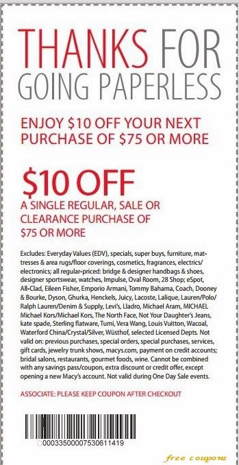 graphic regarding Home Goods Coupons in Store Printable referred to as KFC Discount coupons: Macys Discount codes printable discount coupons No cost