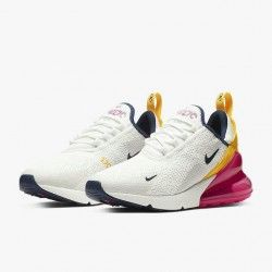 Summe Nike Air Max 270 in white pink