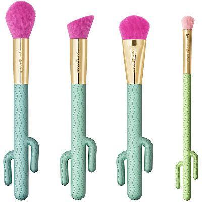 Tarte Sugar Rush Desert Dreamers Brush Set In Ultabeauty Makeup Brush Set Brush Set All Natural Makeup