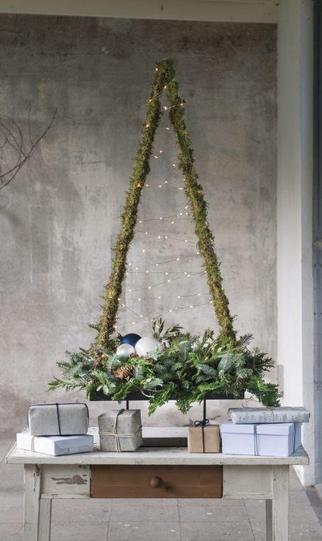 Luxery Green Kerst Kerst Decor Diy Kerst Ideeen