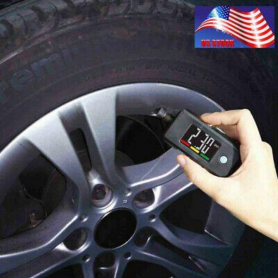 Ebay Advertisement 2 In 1 Car Tire Digital Tire Pressure Gauge Tread Depth Measurement Usa Stock Tire Pressure Gauge Car Tires Digital Pressure Gauge
