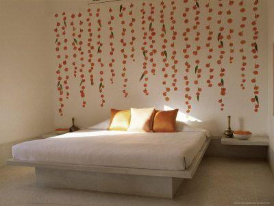 Homemade Wall Decoration Ideas For Bedroom Wall Decor Bedroom