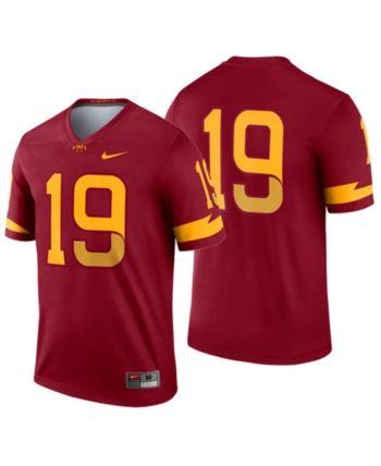 Nike Men S Iowa State Cyclones Legend Football Jersey Crimson