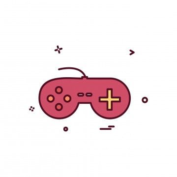 Game Controller Icon Design Vector Controller Clipart Game Icons Game Png And Vector With Transparent Background For Free Download Icon Design Vector Game Game Icon