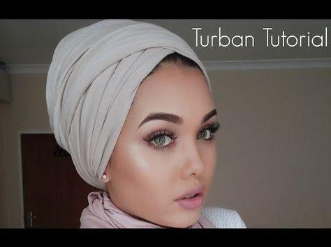 Three Ways to Tie Your Turban/Headscarf Tutorial   My Three Favourite Scarf/Turban Styles! - YouTube