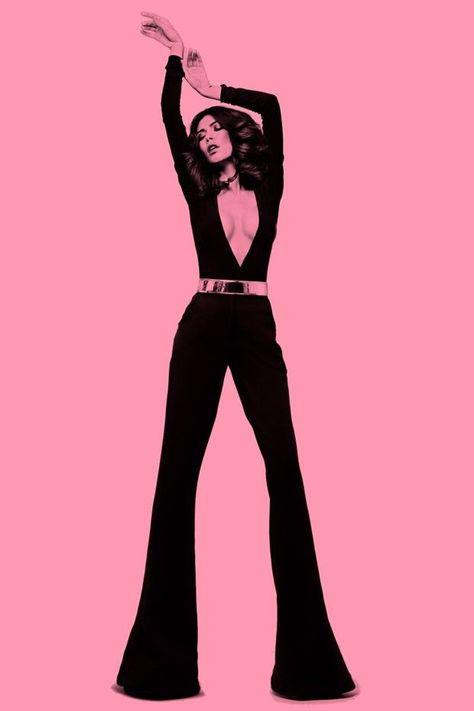 Retro Diva Editorials : Disco Fashion Editorial