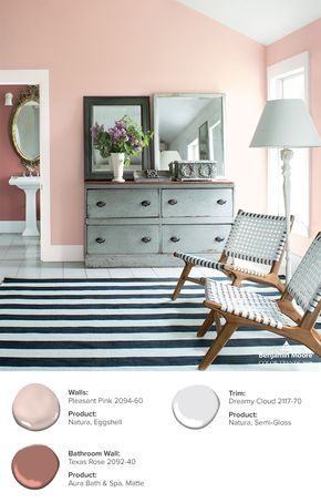 Color Trends Color Of The Year 2020 First Light 2102 70 Benjamin Moore Popular Living Room Colors Living Room Colors Pink Living Room