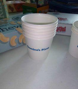 Home Paper Cup Carton Box Glassware