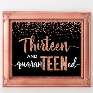 13th Birthday Party Ideas For Girls, 70th Birthday Decorations, Happy 13th Birthday, Mom Birthday Crafts, 80th Birthday Gifts, 13th Birthday Parties, Girl Birthday Themes, Teen Birthday, Birthday Photos
